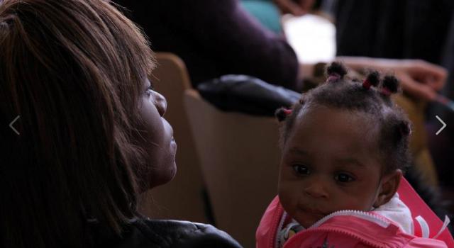 Die Flüchtlingsfrauenkonferenz in Hamburg